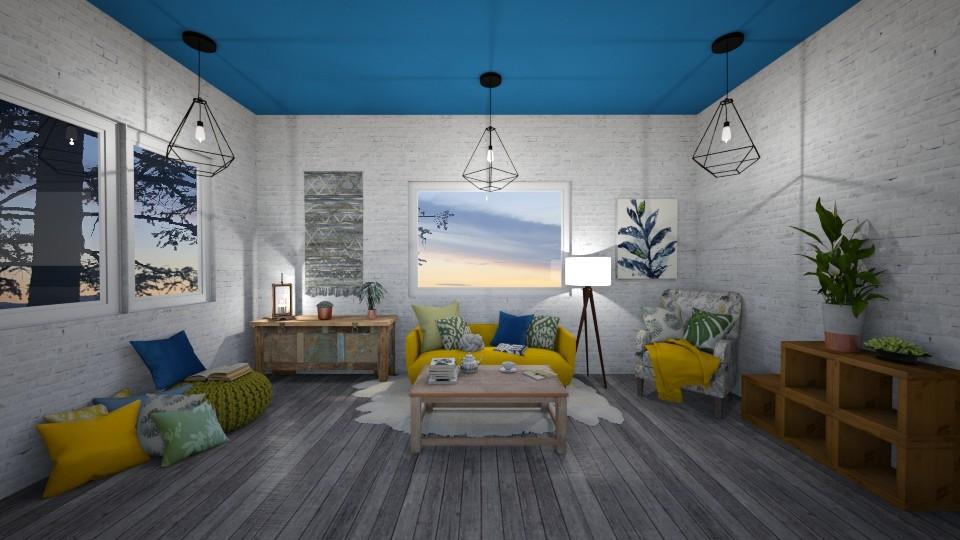 byg living - Living room - by gretchen2005