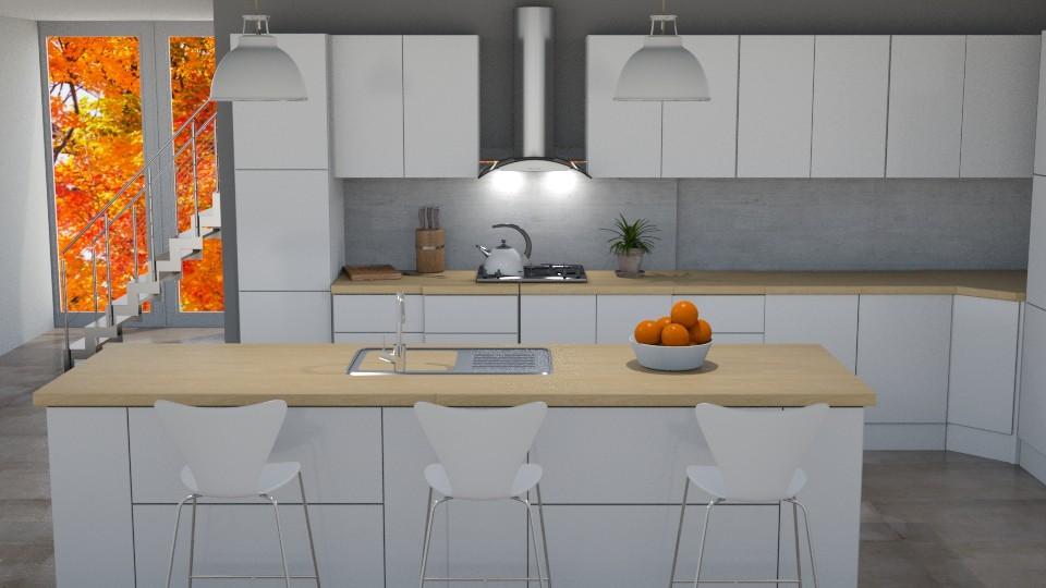 Kitcchen - Kitchen - by Mari07