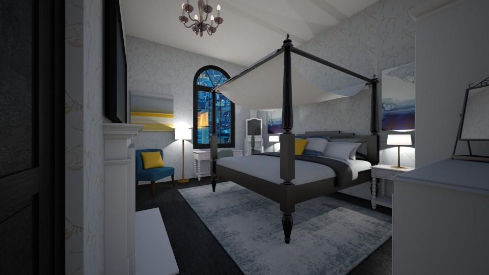 hotel - by alejandramillancarrero