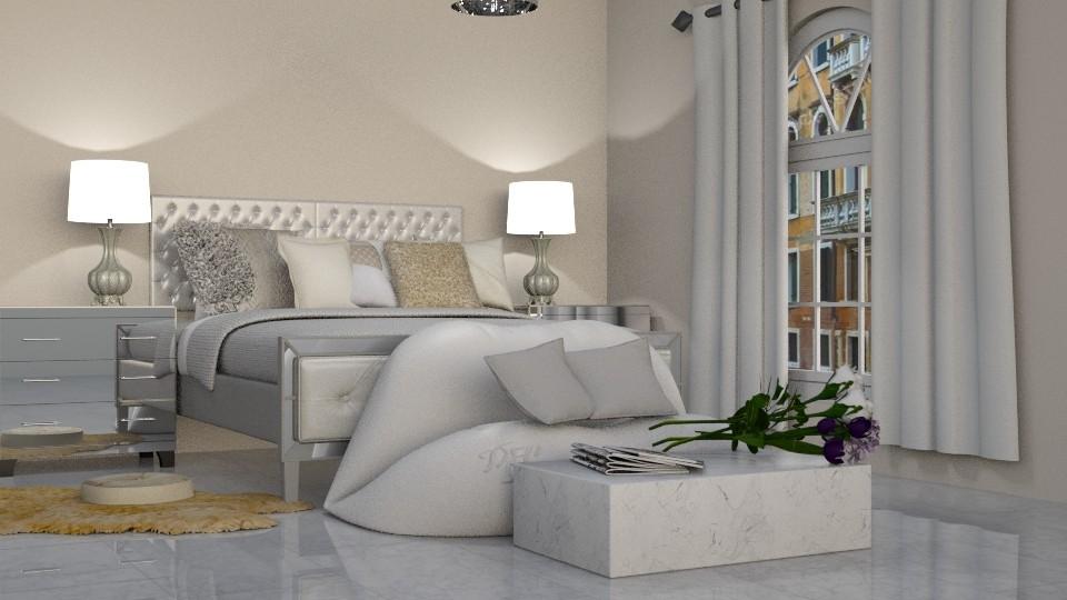 soft - Bedroom - by kshmvg
