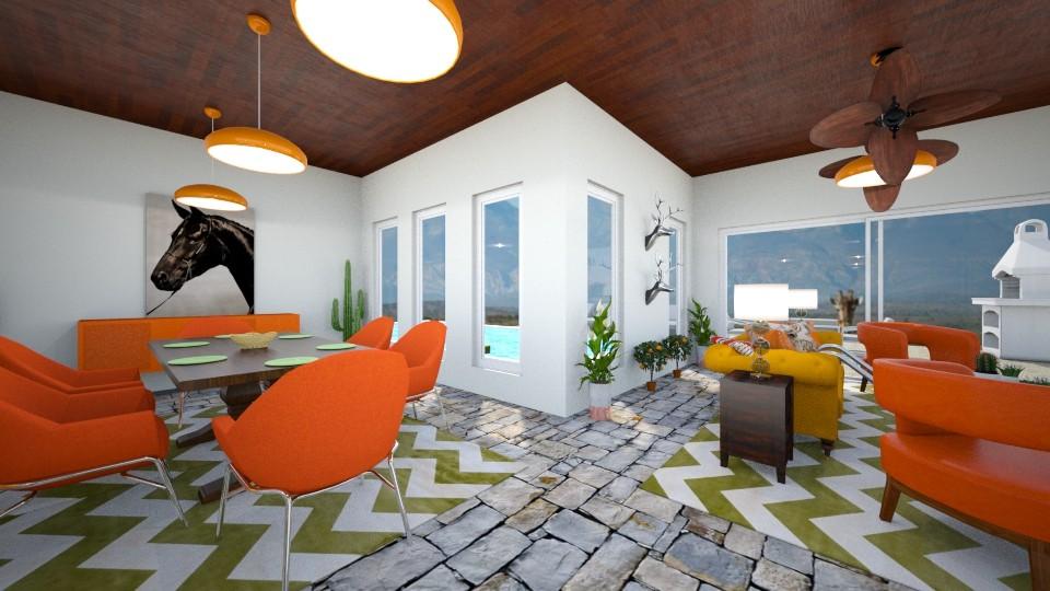Karoo Living - Living room - by Nikki Lipstick