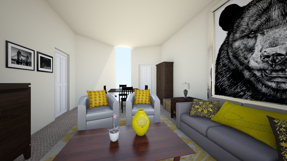 Mommys LR v2 - Living room - by TColl3