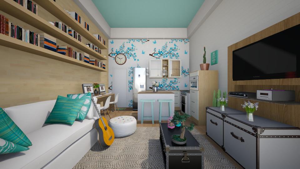 Lisa - Office - by Sanare Sousa