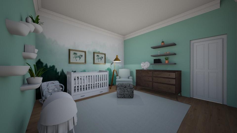 gb - Kids room - by dena15