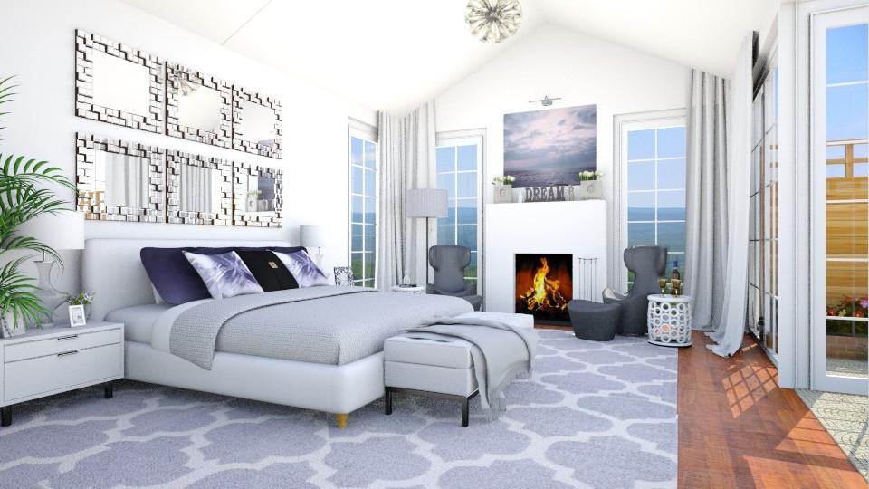 Kentucky Master Retreat A - Bedroom - by LadyVegas08