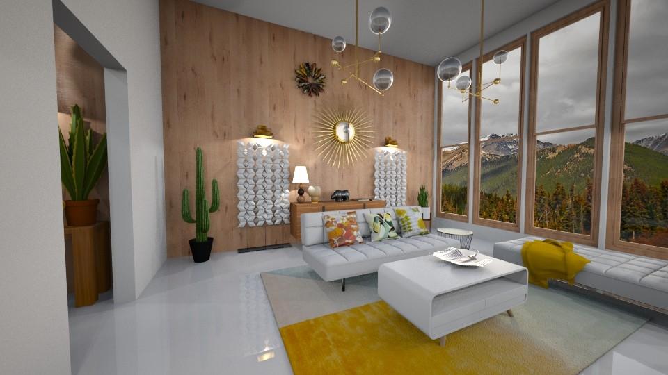 playful - Modern - Living room - by Kit Bramble