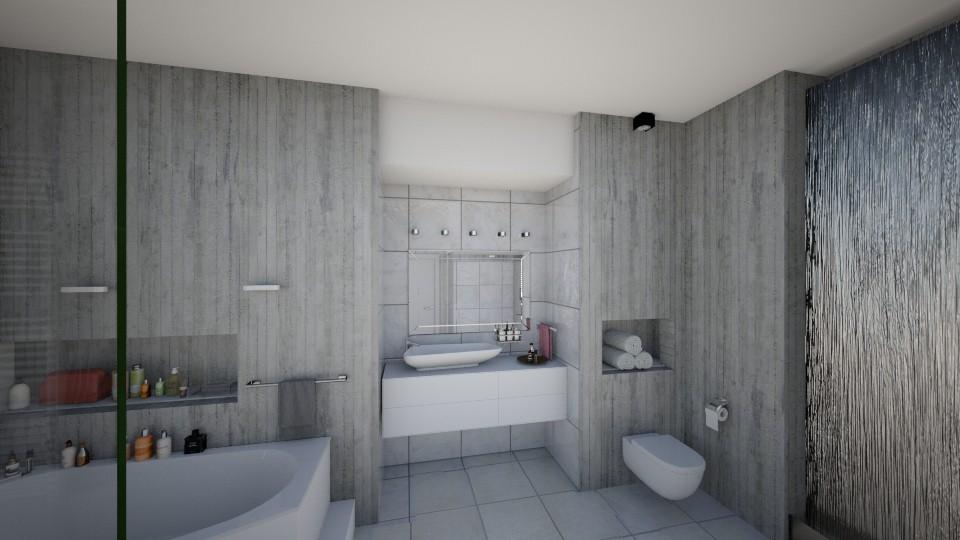 bathroom - Bathroom - by vxszxyz
