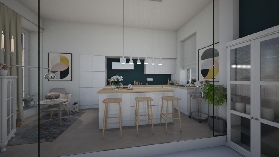 Kitchen - Kitchen - by klara992