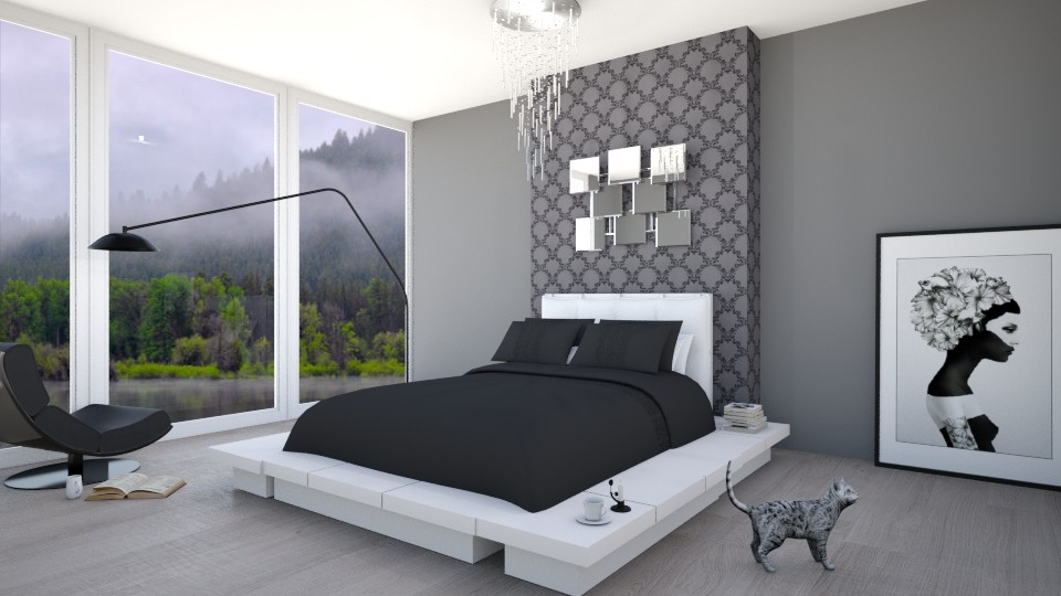 ML - Bedroom  - by Design_CG