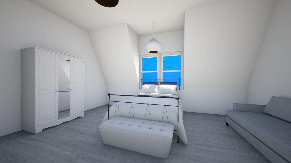 my bedroom - Classic - Bedroom - by Anna Niemiec_445