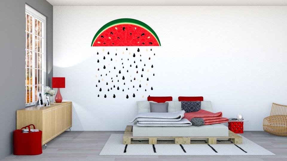 Watermelon - by tiara7