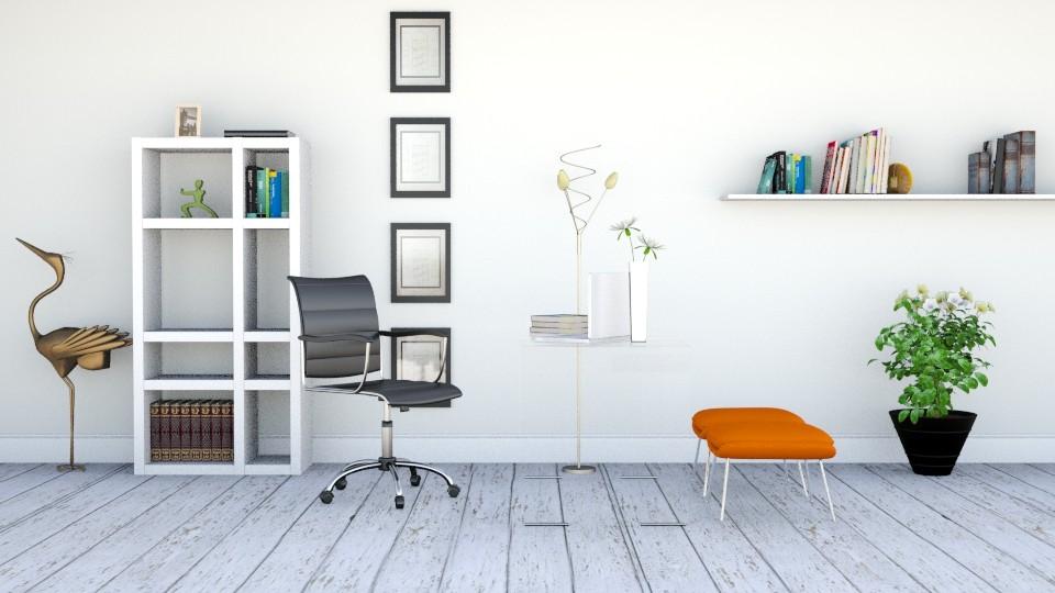 Desk - Modern - by Jenni Leguiza