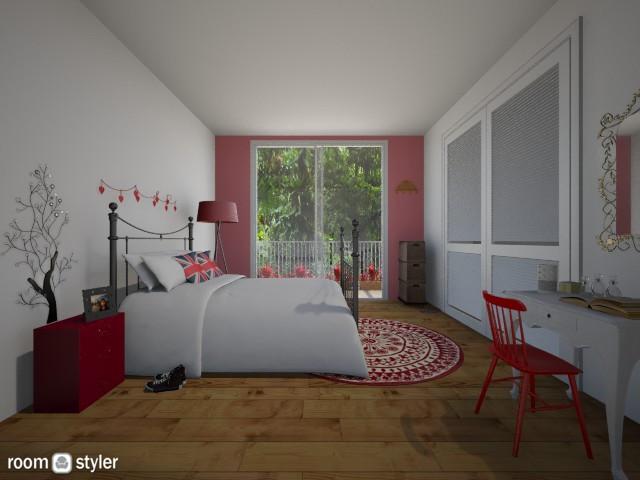 Quarto - Feminine - Bedroom - by Gi Pires P