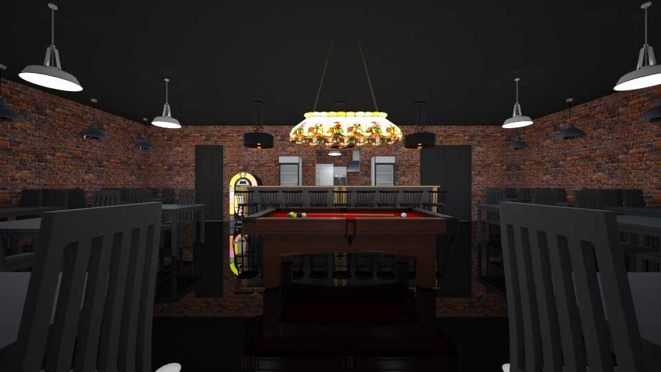 It Pays Diner - Dining room - by xtreme19
