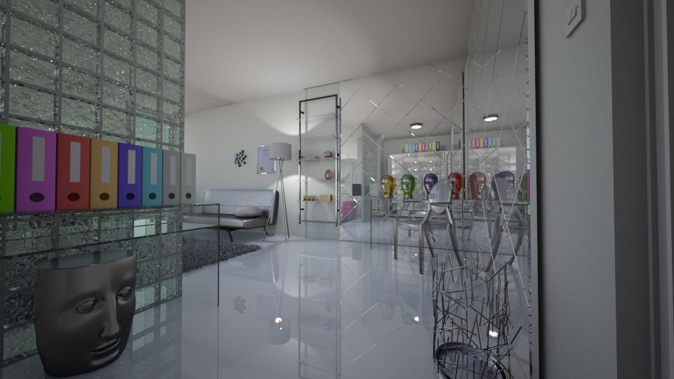 Fashon Studio Office - by Tina Welickowic