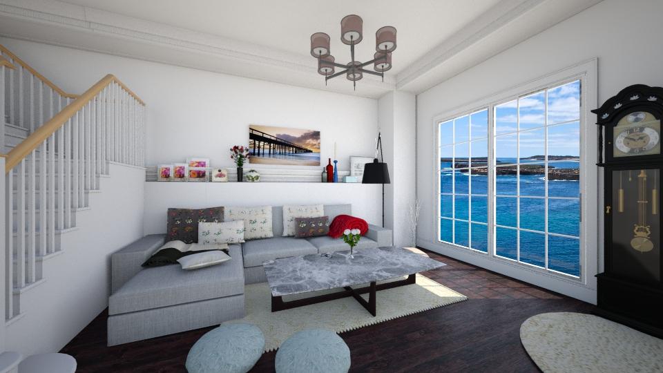 kjhisddd - Living room  - by ivaninayo