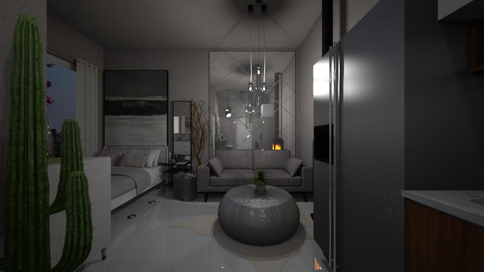 apartment1 - by byanandita