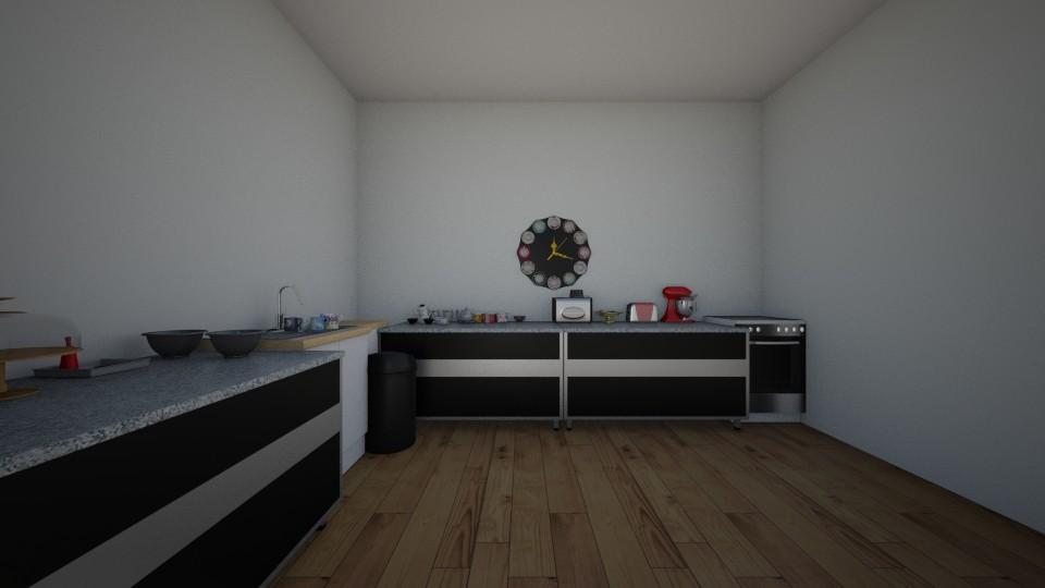 master chef house - Classic - Dining room - by LuckyVicky