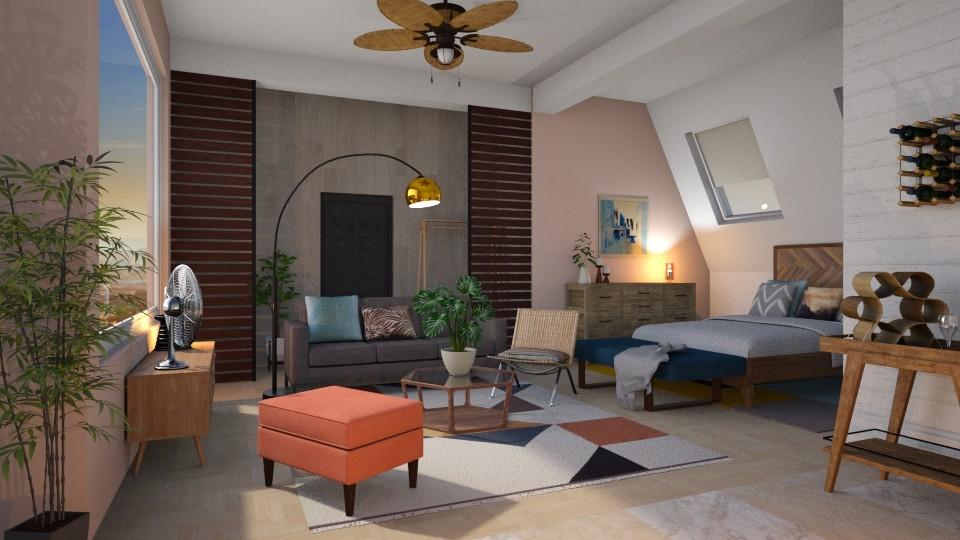 Resort Room - Classic - Bedroom - by WubMaxWax