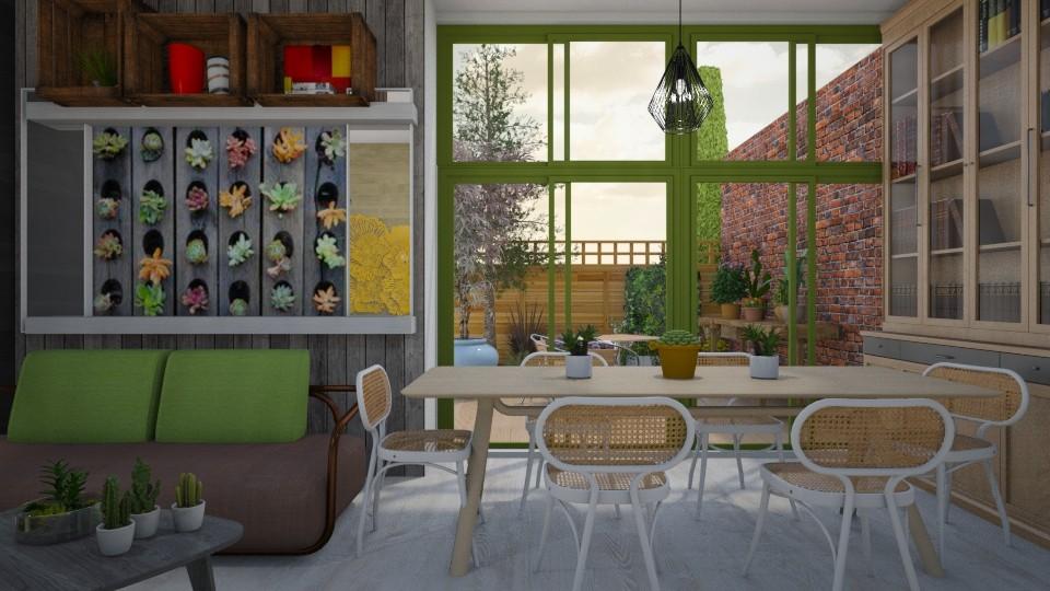Thonet  - Living room - by Tree Nut