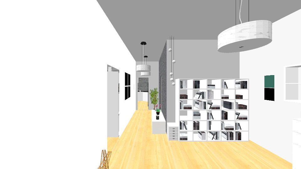 salon new - Modern - Living room - by spinelli