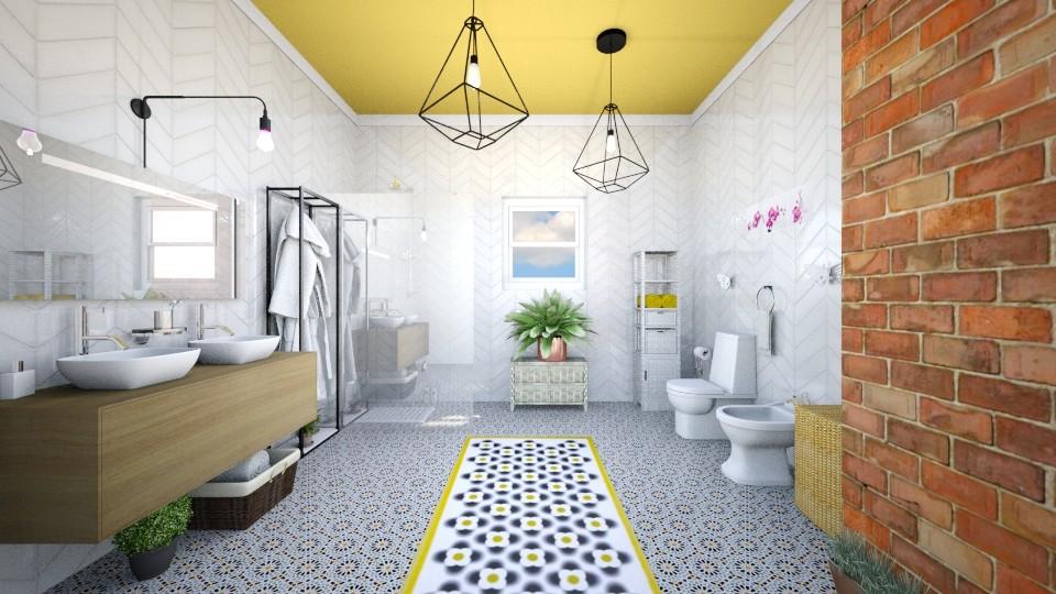 bathroom - by Bianca Interior Design