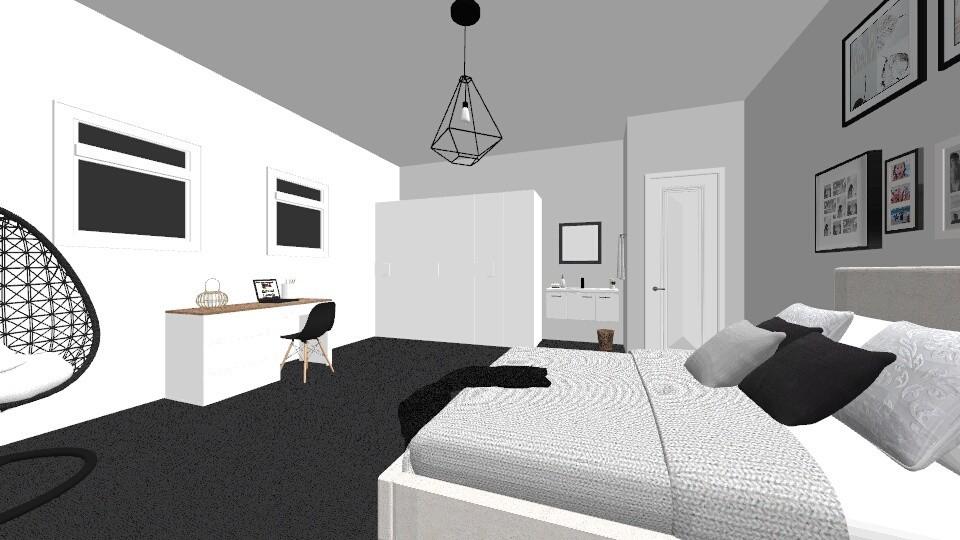 bedroom - Bedroom - by lieke2002