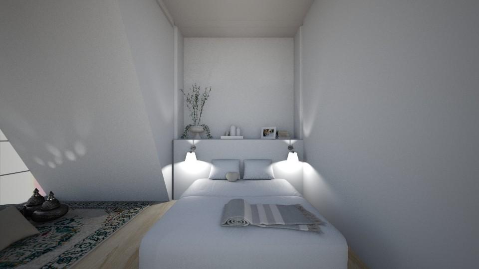 Casa184Bedroom - Feminine - Bedroom - by nickynunes