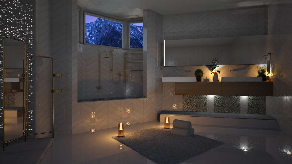 luxury bathroom - Modern - Bathroom - by aggelidi 12312