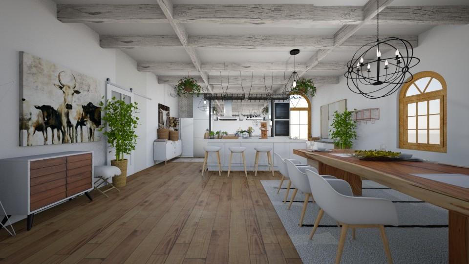 kitchen - Kitchen  - by anekyen