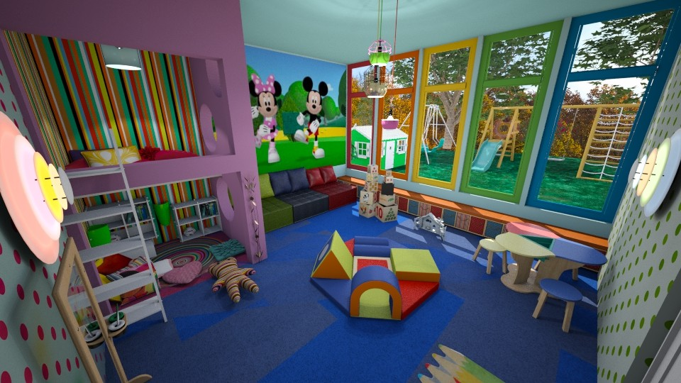 playroom - by cdenton041793