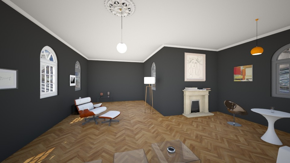 clear - Living room  - by Geraldine64