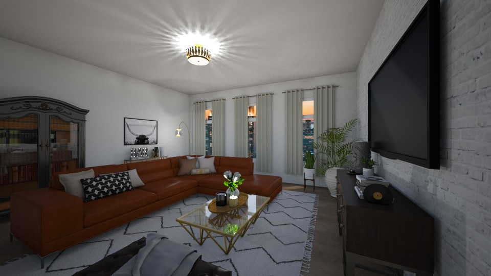 dream room - Living room - by td123