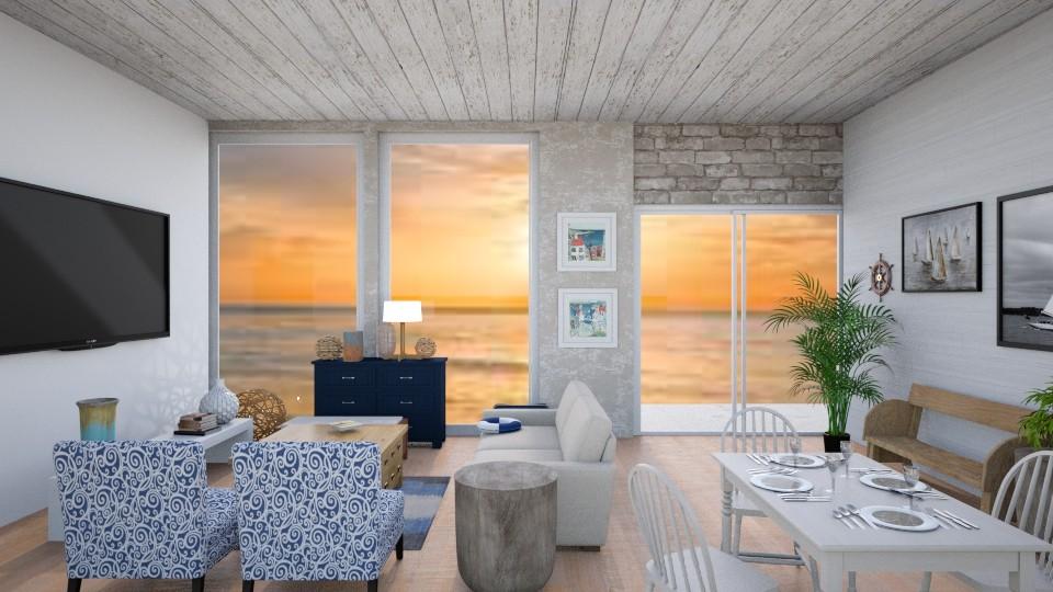 Coastal Room - by shelleycanuck