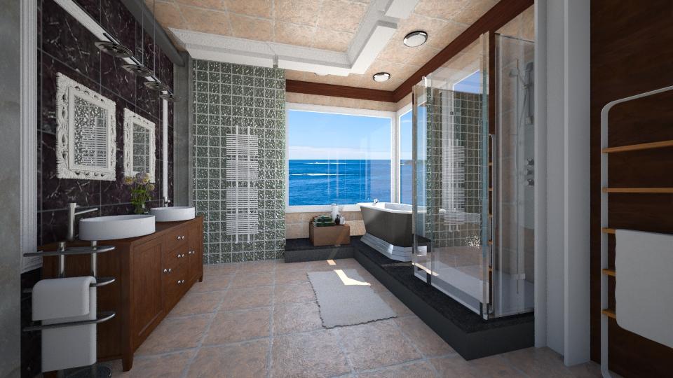 bathroom - Bathroom  - by ivaninayo