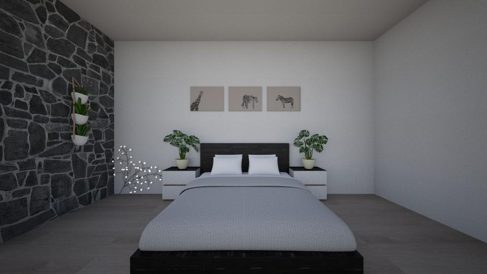 my bedroom - by Steffiebirkle