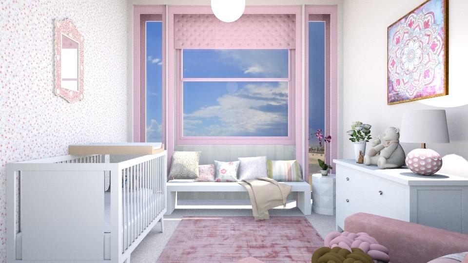 baby room - Modern - Bedroom - by zayneb_17