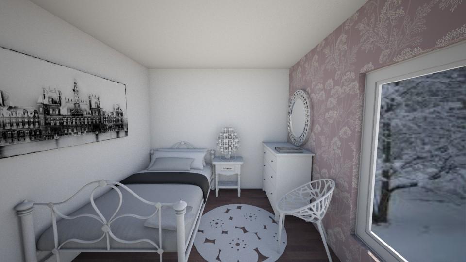 Apartmentbedroom2 - Bedroom - by bschreiber95