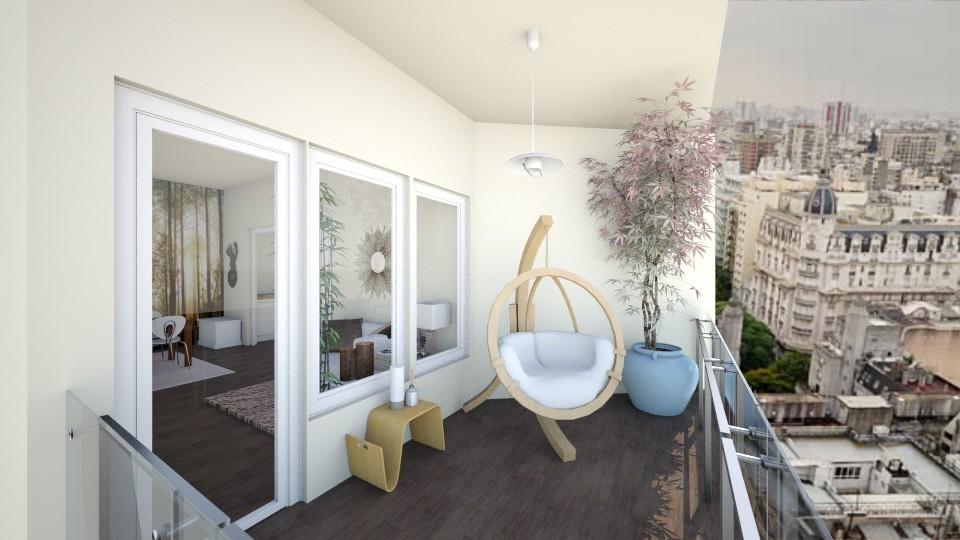 balcony - by peedeepow