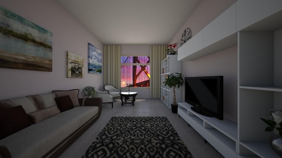 gfn - Living room - by Mia Lis