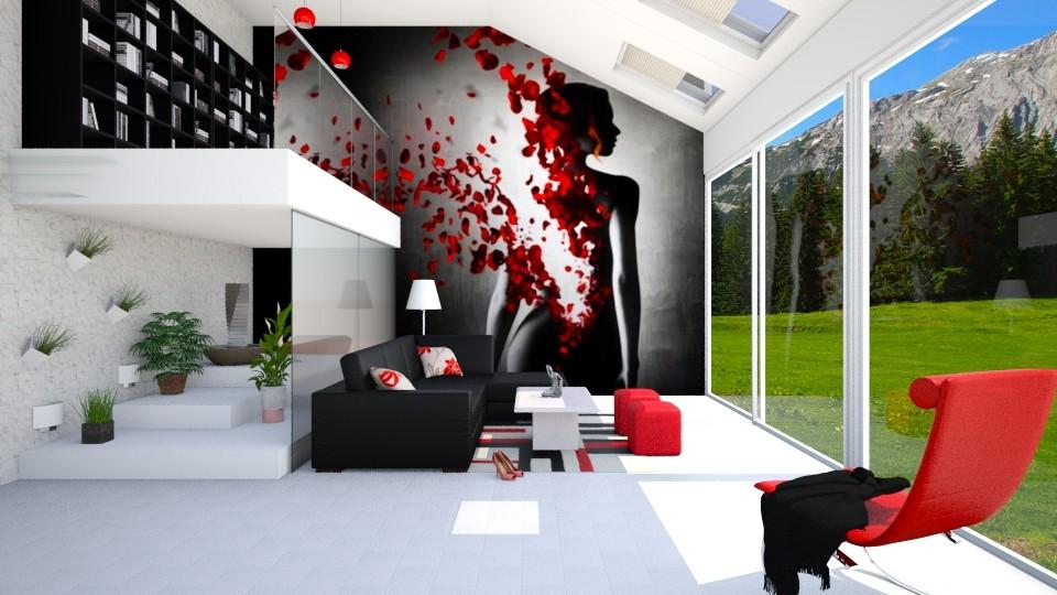 BRW_23 - Modern - Living room - by Hajnalka978