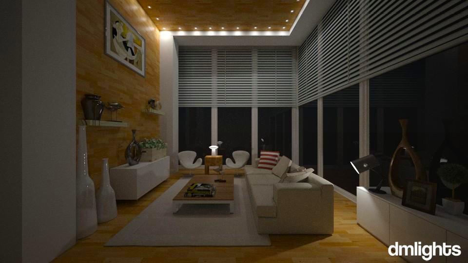 Retro Style - Retro - Living room - by KRdesign