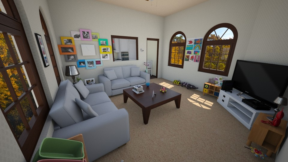 family living room - Living room - by cdenton041793