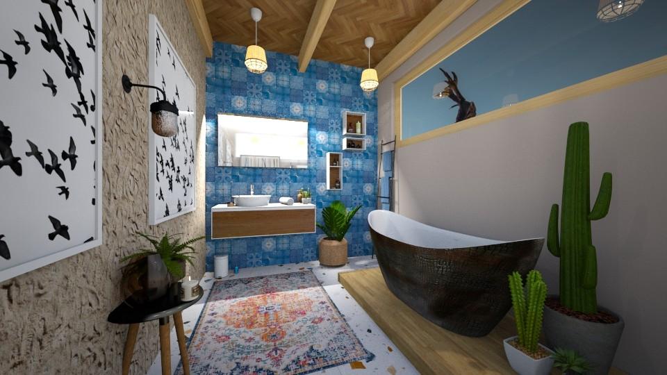 CHAI IV - Bathroom - by t harv