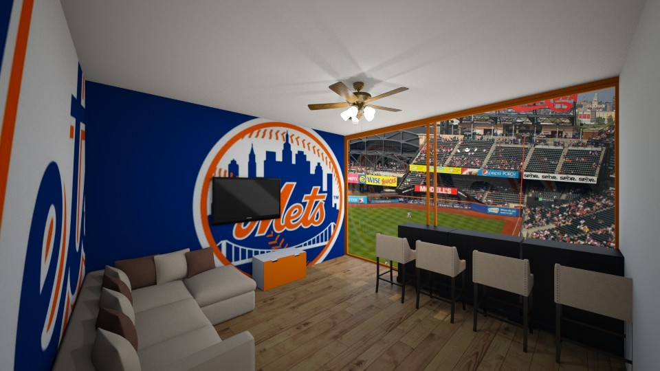 LETS GO METS - by New York Mets
