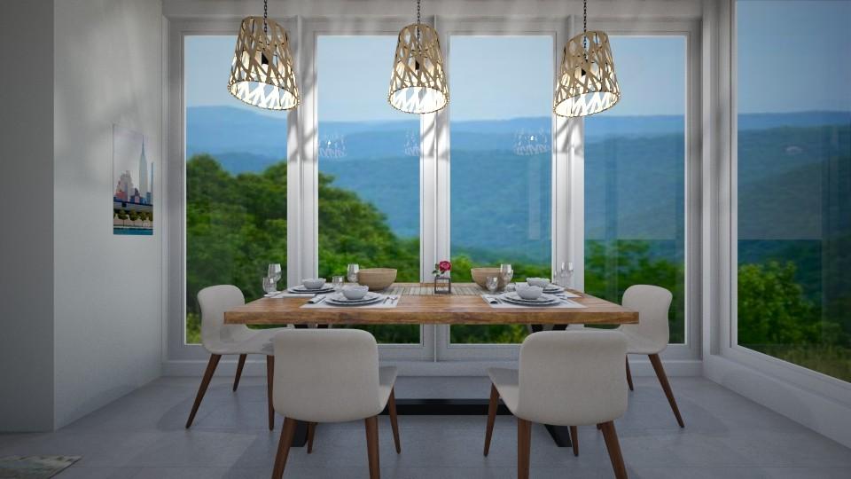 Dining area - by Tara T
