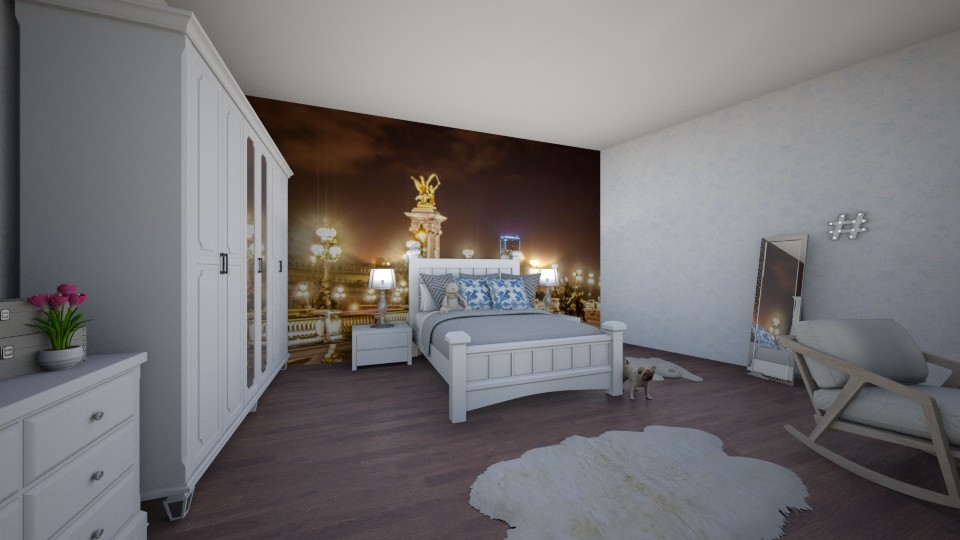 Bedroom - Bedroom - by dalilaaahodzic