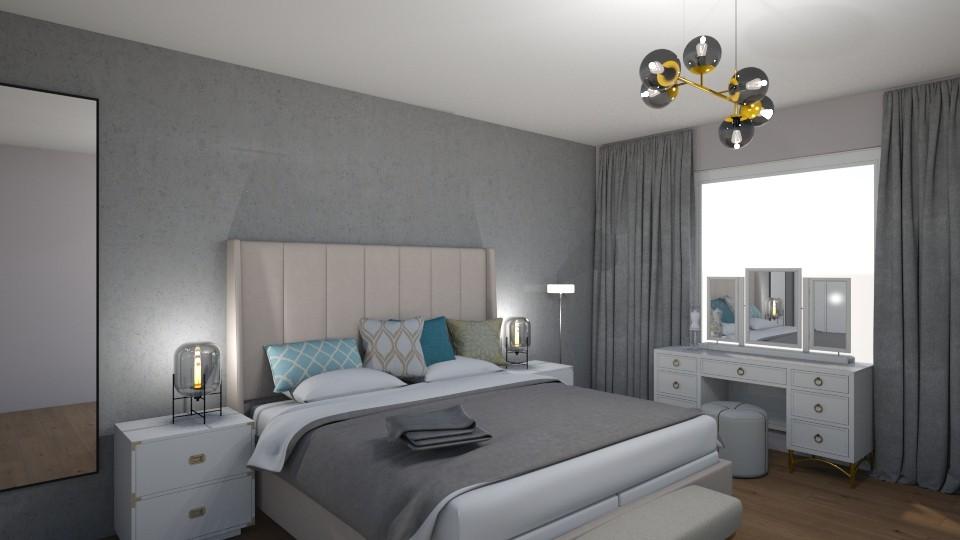 12354u6747 - Bedroom - by jasminjenia