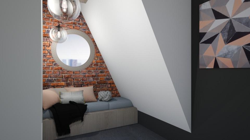 reading nook - Living room - by JarvisLegg