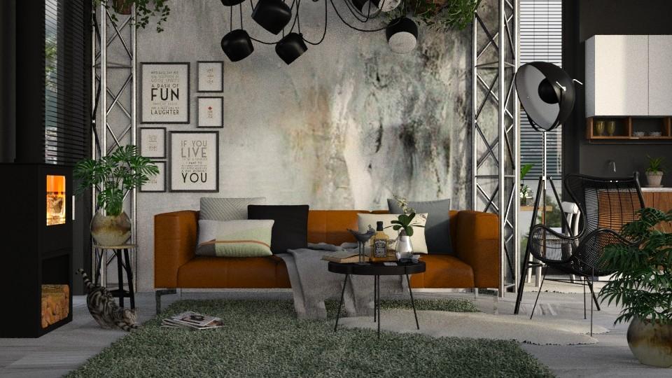 Changes - Living room - by Alda Neziri